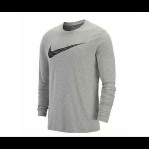Nike Men's Dri-Fit Performance Long Sleeve